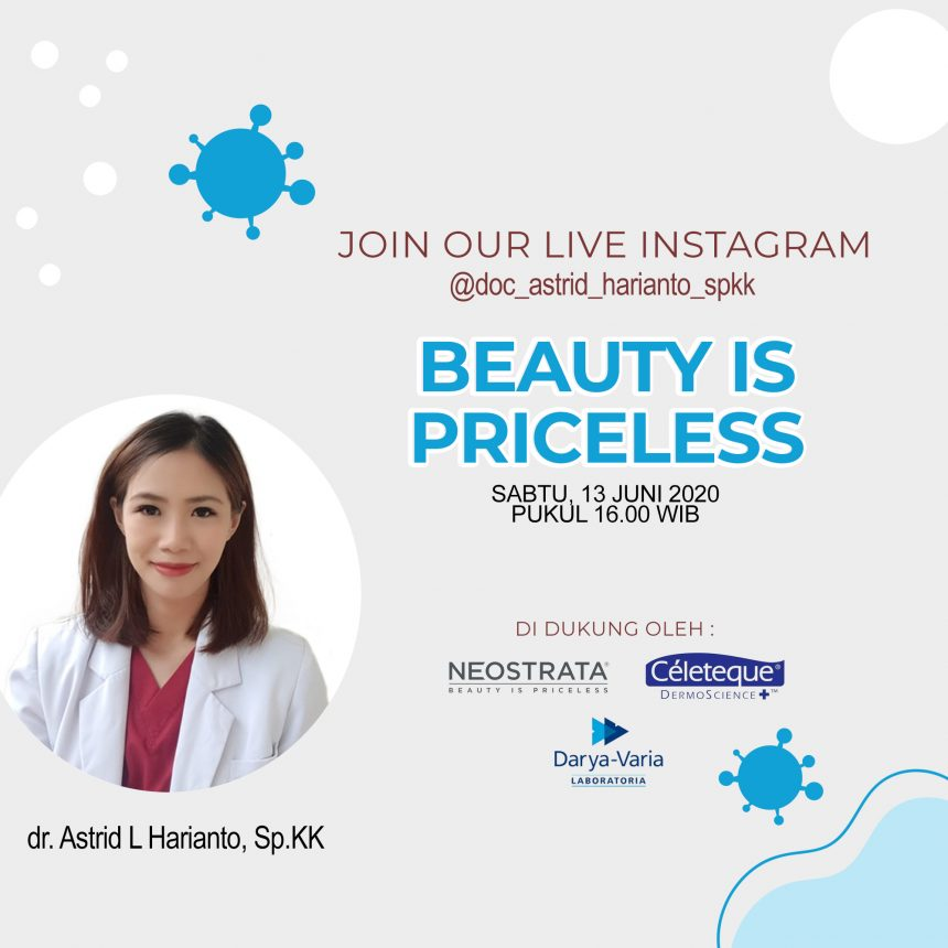 LIVE IG Beauty is Priceless